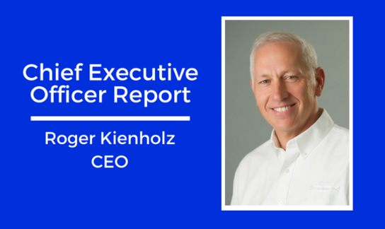Chief Executive Officer Report